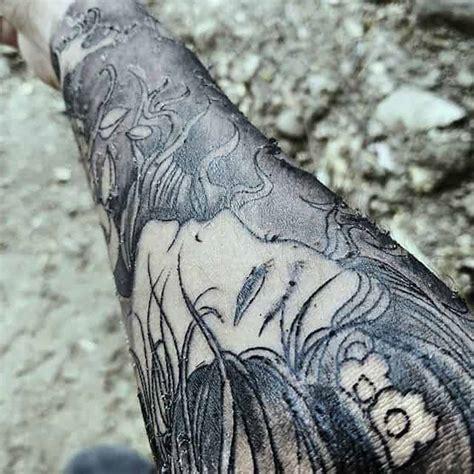 tattoo peeling   normal    flake peel authoritytattoo