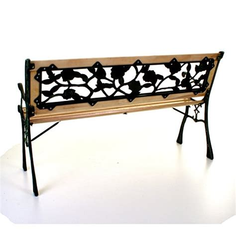 outdoor bench legs uk marko outdoor wooden 3 seater cross garden bench park