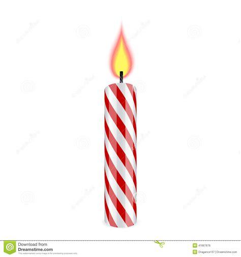 kerzenhalter kindergeburtstag birthday candle stock vector image 41667676