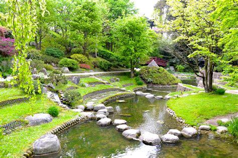 photos de jardins jardins botaniques japonais