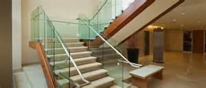 Balustrades For Stairs by Glass Stair Balustrades Glass Balcony Balustrades