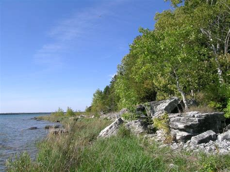 Door County Land For Sale door county real estate waterfront land for sale in