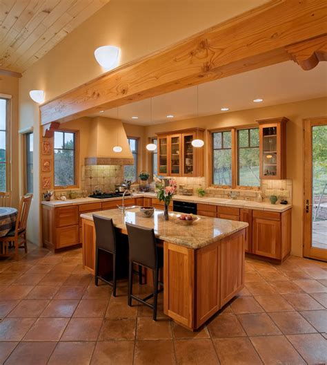 southwest kitchen design modern southwest style home southwestern kitchen