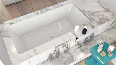 marble bathtub bathroom decor escape into a marble wonderland with these