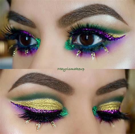 Makeup A mardi gras makeup mugeek vidalondon