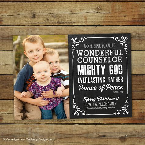 bible verses about christmas and family bible verse card photo card with bible verse