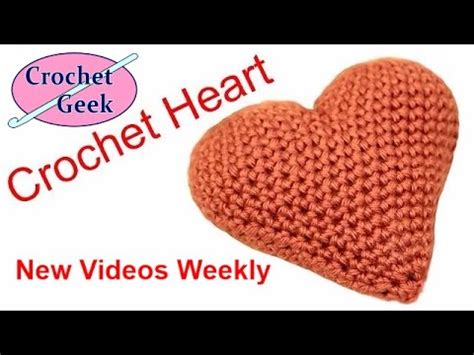 heart pattern lyrics how to crochet a valentine puffy heart small crochet