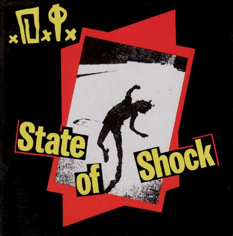 State Of Records D I State Of Shock Auf Vinyl 187 Spirit Of The Streets Records