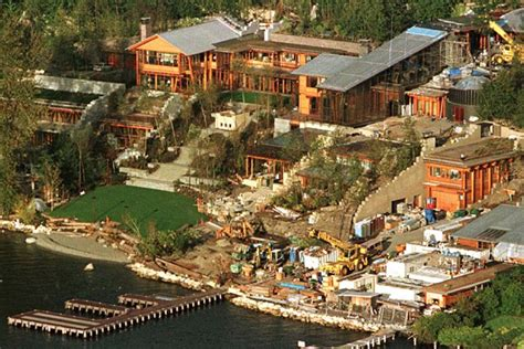 Bill Gates Haus by 39 Photos From Inside The Richest In The World S Home