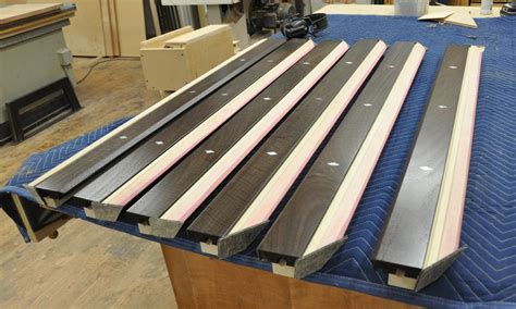 email layout rails a custom steel and wood pool table finewoodworking