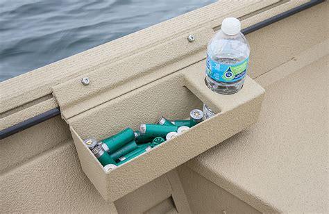 shotgun holder for boat crestliner 1660 retriever jon 16 ft flat bottom fishing