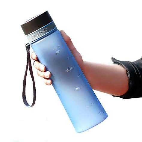 Sale Botol Minum Tritan Generasi 3 Promo aliexpress buy 1000ml bpa free water bottles bicycle cing cycling sport plastic drink