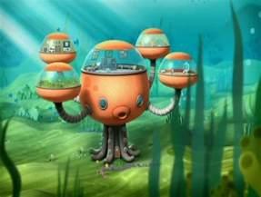 octopod octonauts wiki fandom powered wikia