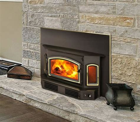 Wood Insert For Fireplace by Quadrafire 5100i Wood Insert Encino Fireplace Shop Inc