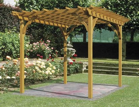 Cozy But Simple Pergola Designs Babytimeexpo Furniture Easy Pergola Ideas