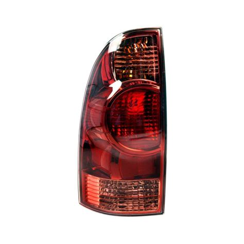tacoma tail light covers dorman 174 toyota tacoma 2005 2015 replacement tail light
