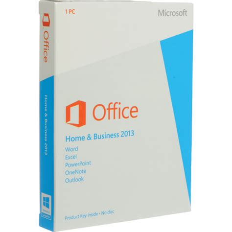 Microsoft Office Home And Business 2013 microsoft office 2013 home and business t5d 01575 notebooks r us buy computers