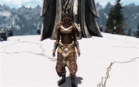 skyrim vanilla armor replacer skyrim unpb vanilla armor and clothing replacer unpb