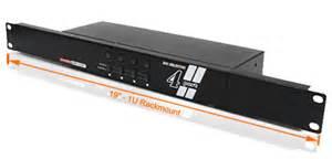 premium 1u rackmount dvi routing switcher 1920x1200