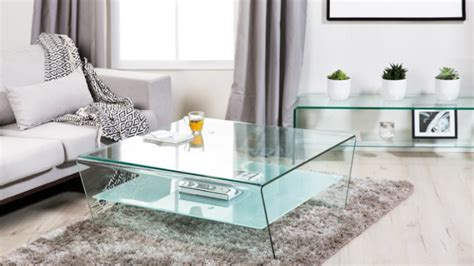 lade da tavolo moderne design tavoli da pranzo in cristallo minimal design dalani e