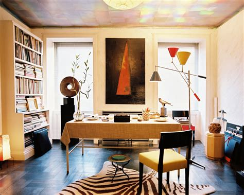 albert hadley s sophisticated apartment on the east