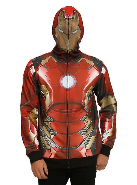 Zipper Marvel Jaket Hoodie marvel iron sublimation zip hoodie topic