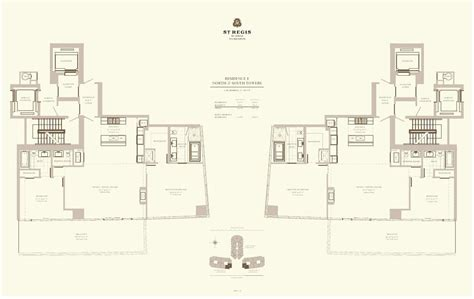 st regis bal harbour floor plans st regis bal harbour 9701 collins ave bal harbour fl