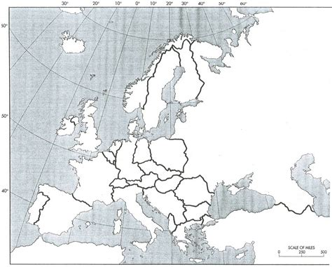 printable world war 2 map of europe blank map europe wwii