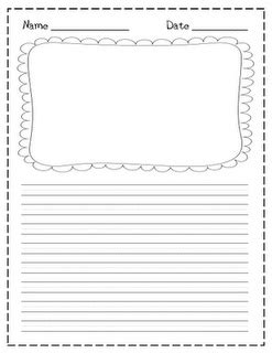 writers workshop writing paper writers workshop writing paper blank writing templates