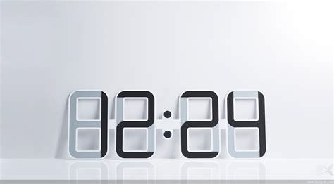cool digital clocks cool digital wall clocks best decor things