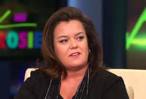 Rosie Says No To Oprah by Rosie O Donnell On And Family