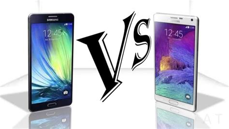 Samsung Galaxy A7 Vs Note 3 Samsung Galaxy A7 Vs Samsung Galaxy Note 4