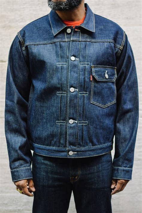 Levis Jacket 1 levi s levi s vintage clothing 1936 type 1 denim jacket rigid selvedge denim san francisco ca
