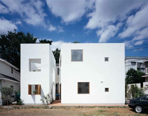 Inside House Outside House Takeshi Hosaka Architects Home Plans With Photos Of Inside And Outside