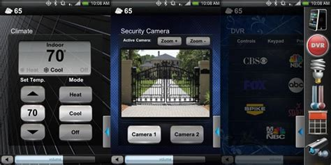 crestron debuts free paid mobile apps for android devices
