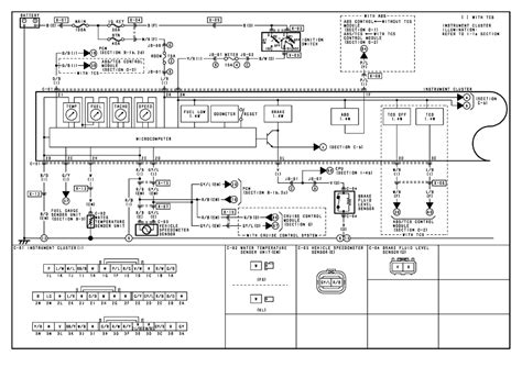 repair guides instrument cluster 2002 instrument