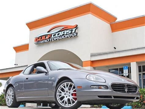 how does cars work 2006 maserati coupe parking system 2006 maserati coupe cambiocorsa for sale in fl stock 025585 17