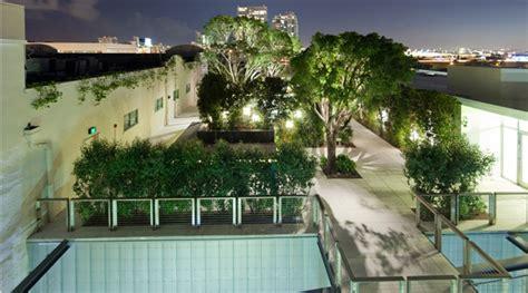 House Design Plan by Rooftop Garden Miami Design District