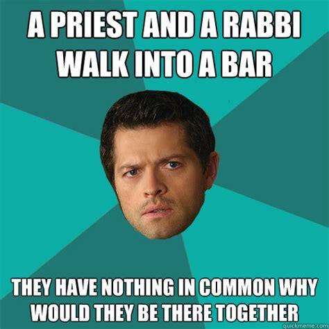 Supernatural Castiel Memes - anti joke castiel memes quickmeme