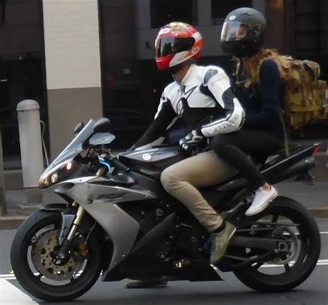 The definitive guide to carrying pillion passengers on