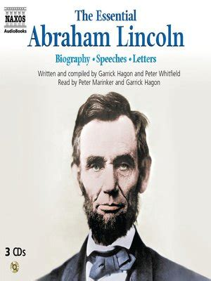 abraham lincoln biography mp3 abraham lincoln by garrick hagon 183 overdrive rakuten