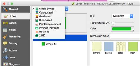 qgis simple tutorial election maps part ii mapping with qgis kevinyaro ch