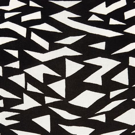 printable images black and white lyst river island black and white geometric print