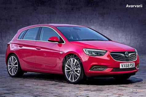 Opel Meriva 2020 by New 2019 Vauxhall Corsa To The Brand S New