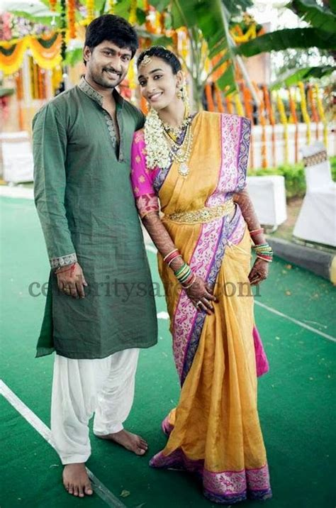 actor nani religion nani with his wife veethi