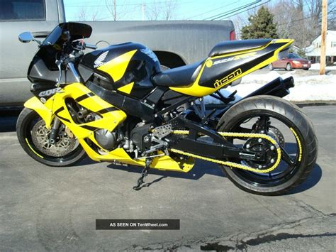 cbr street bike custom 2001 honda cbr 929 rr with nitrous bikes