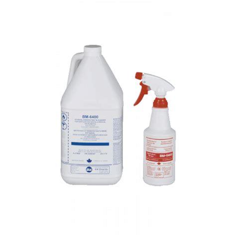 tattoo equipment montreal bm6400 desinfectant ethanol materiel pour tatoueur perceur