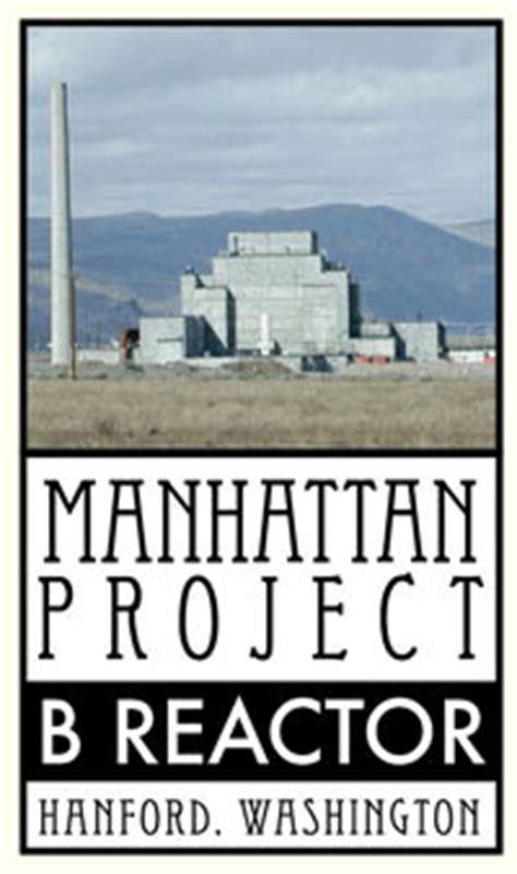 hanford washington manhattan project national