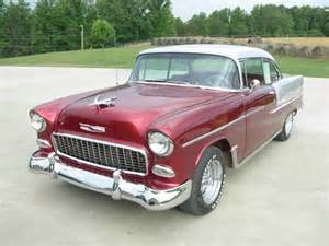 find used 55 chevy bel air restored in corbin kentucky