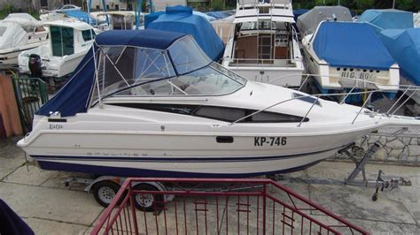 bayliner boats for sale croatia bayliner ciera 2655 sunbridge for sale in croatia for 19 500